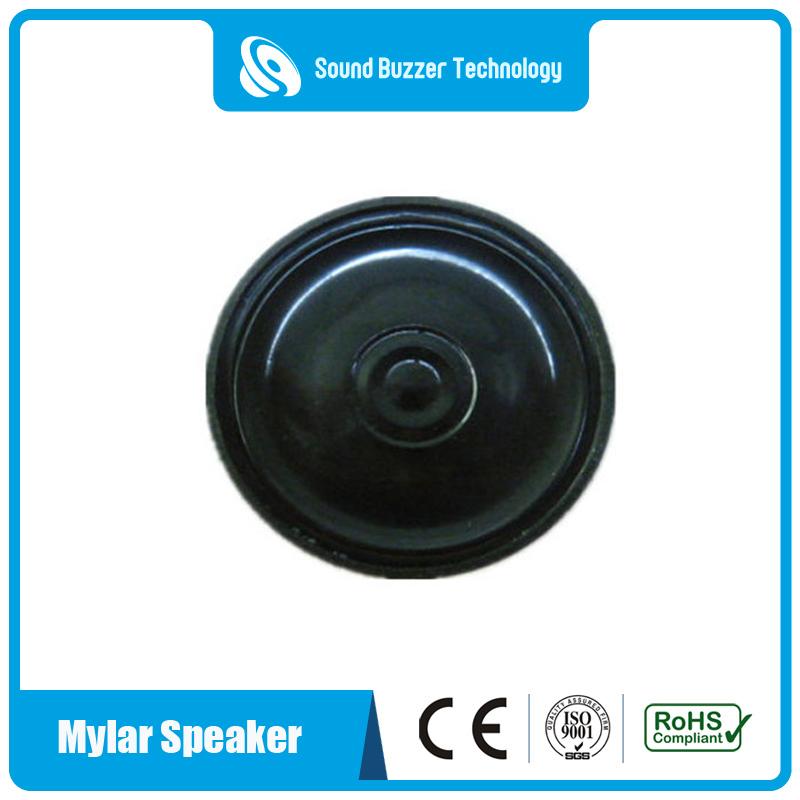 Newly Arrival Shenzhen Bluetooth - Free sample mylar speaker 32 ohm 45mm speaker – Sound Buzzer Technology