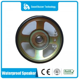 3 inch waterproof speaker 8ohm 5w with ROHS standard