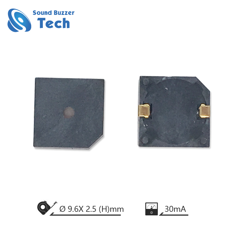 Best 90db piezo elektrisk summer 9.6mm * 5mm Featured Image