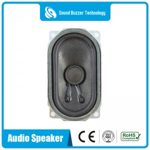 Full range audio speaker driver 41*71mm 8ohm 5w tv speaker