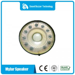 Good sound waterproof speaker 50mm 8ohm loudspeaker
