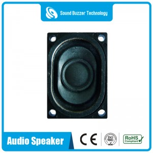 Free Sample loudspeaker unit 8ohm 3watt audio speaker