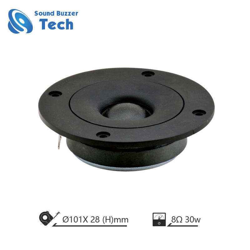 Free sample 4 inch speaker parts 101mm tweeter 50w speaker Featured Image