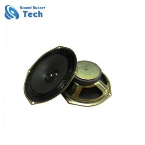 Full range 6.5 inch subwoofer speaker 156mm 4 ohm 15w multimedia speaker