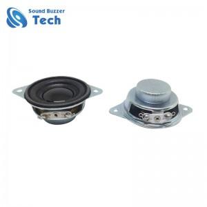 Full range hifi horn loudspeaker 1.5 inch 40mm 8ohm 4w speaker