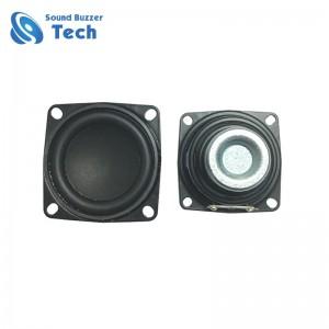 OEM Custom Micro Speaker Parts 53x53mm 4 ohm 10 watt super bass mini speaker
