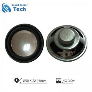 2 inch mini full range horn speaker 50mm 2w 4 ohm speaker