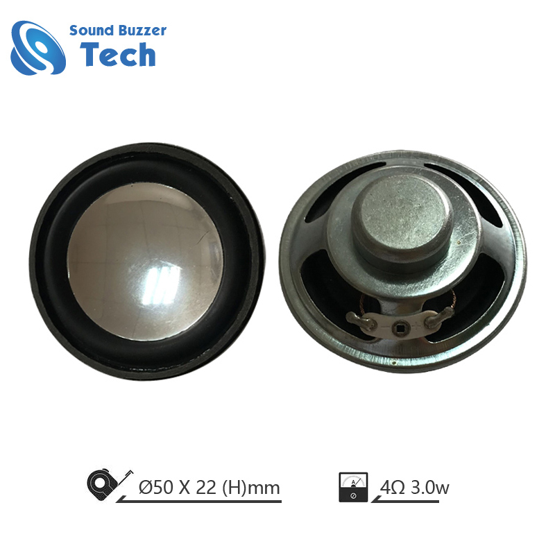 2 inch mini full range horn speaker 50mm 2w 4 ohm speaker Featured Image