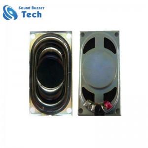 Mobile Internal Speakers 19x35mm Flat Panel loud speaker 8 ohm 2 watts