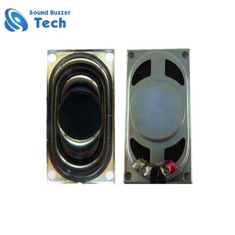 Mobile Internal Speakers 19x35mm Flat Panel loud speaker 8 ohm 2 watts Featured Image