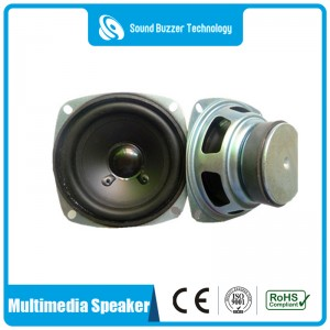 4 inch good sound speaker unit 8ohm 15 watt