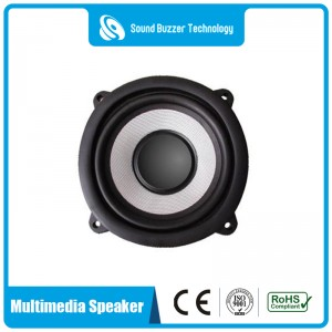 Auto speaker 4-8ohm 20w multimedia device loudspeaker