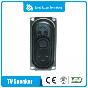 Good sound quality loudspeaker 30*70mm  8ohm 5w tv speaker
