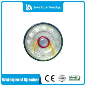 2 inch waterproof speaker 8ohm 2w with CE standard