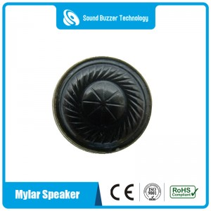 Hot sales 23mm 32ohm speaker ROHS Compliant speaker driver
