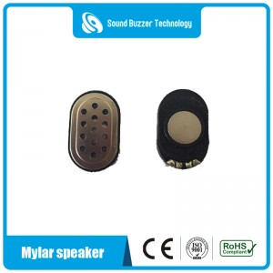 Best quality 20*30mm 8 ohm mylar speaker