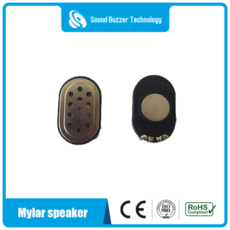 Ordinary Discount Wireless Speakers - Best quality 20*30mm 8 ohm mylar speaker – Sound Buzzer Technology Featured Image
