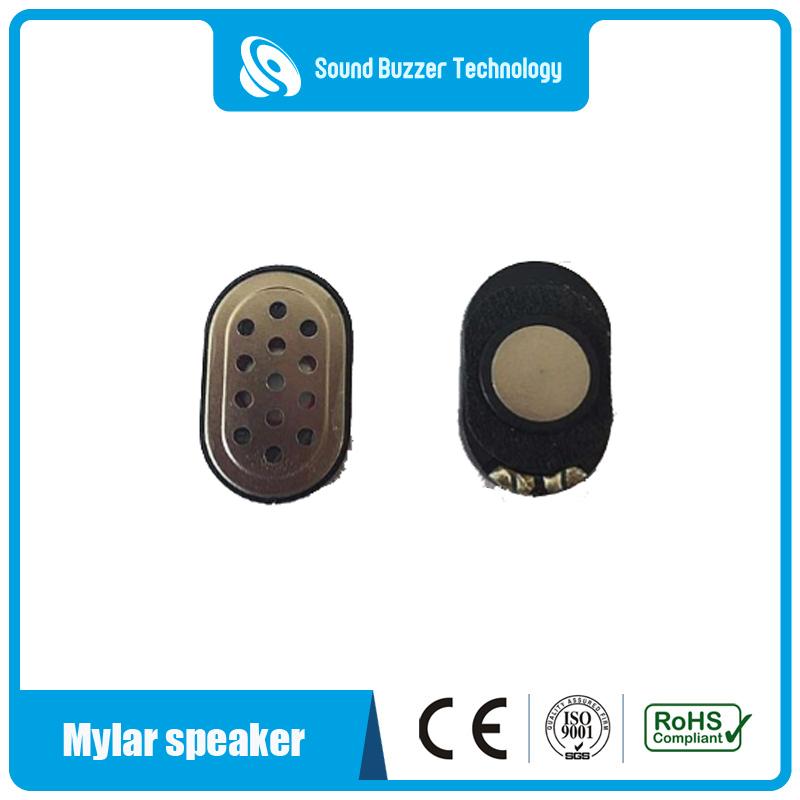 Well-designed 20mm Mylar Speaker - Best quality 20*30mm 8 ohm mylar speaker – Sound Buzzer Technology Featured Image