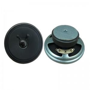 Full range paper cone speaker 3 inch 4ohm loudspeaker