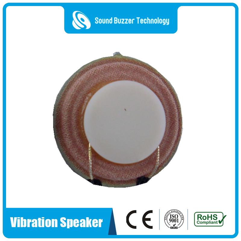 Lowest Price for Professional Loudspeaker - Mini speaker 27mm 8ohm vibration speaker – Sound Buzzer Technology