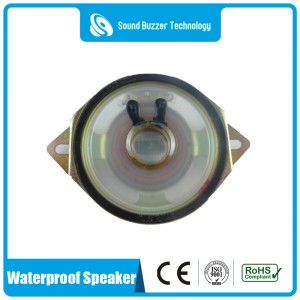 Factory price 2 inch waterproof loudspeaker 8 ohm speaker