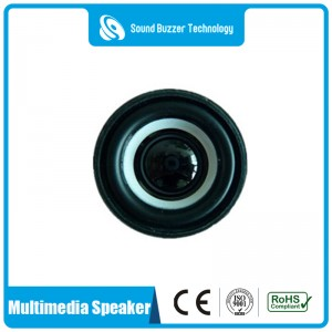 Hot sale music speaker 40mm 8ohm 2 watt