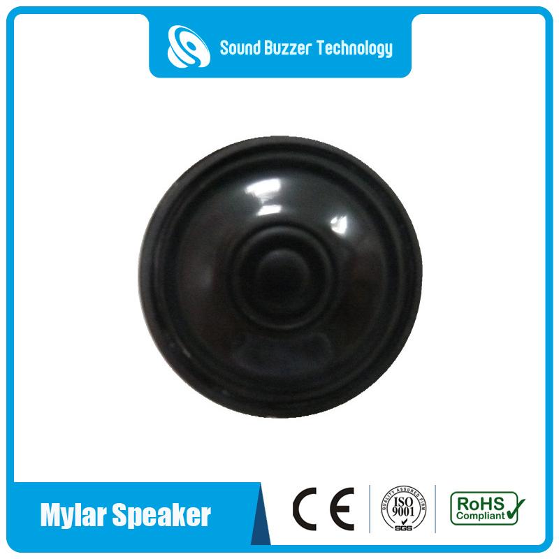 2018 Good Quality Speaker Cloth Fabric - Good sound mylar speaker 36mm 4ohm 1w loudspeaker – Sound Buzzer Technology Featured Image