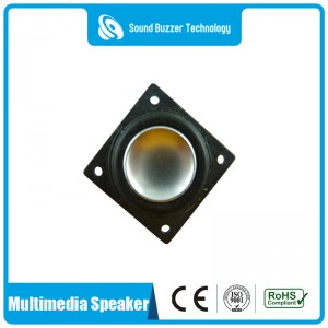 On time delivery music speaker 8ohm 2 watt raw speaker