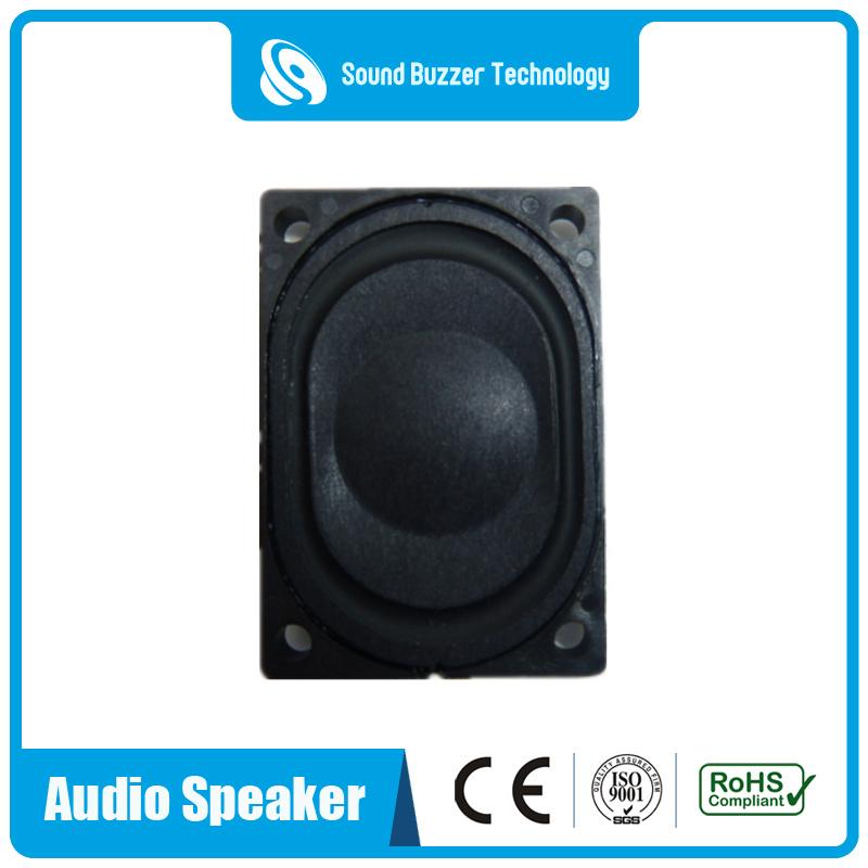 CE Certificate Micro Speaker - Full range music speaker with housing 8ohm 3w  – Sound Buzzer Technology