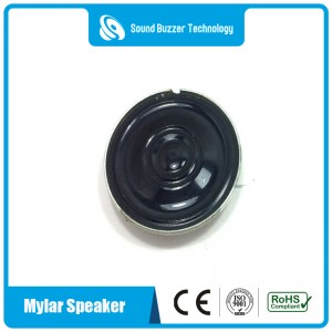 Free Sample mirco speaker 23mm 16ohm Speaker Unit