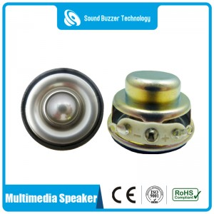 31mm 4ohm 3W woofer mini monitor audio speaker