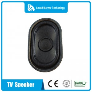 Good sound speaker unit 35*58mm 8ohm 5w tv speaker