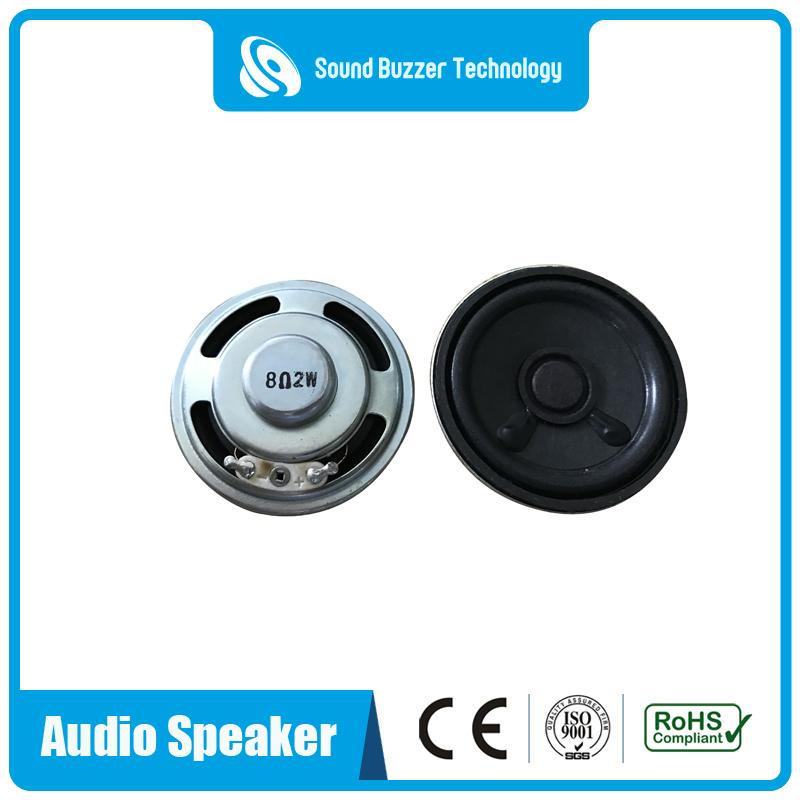 Best bass sound quality loudspeaker 50mm 8ohm intercom speaker Featured Image