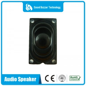 Good sound quality 15*25MM 8ohm 1 watt internal pc speaker