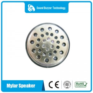 High Quality Mylar hátalara 40mm 150Ohm Speaker Unit