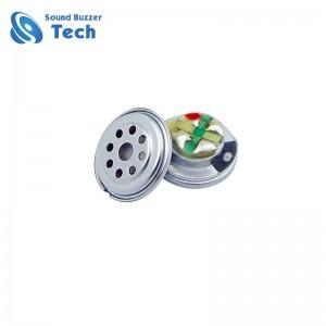 Free sample micro loud 10mm earphone speaker 32ohm 96dB 2-3mW