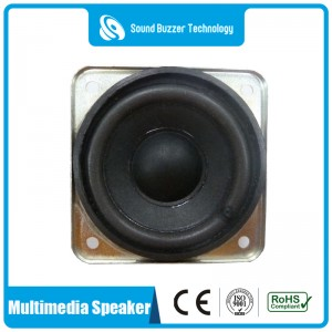 Free sample loudspeaker unit 4ohm dynamic loudspeaker