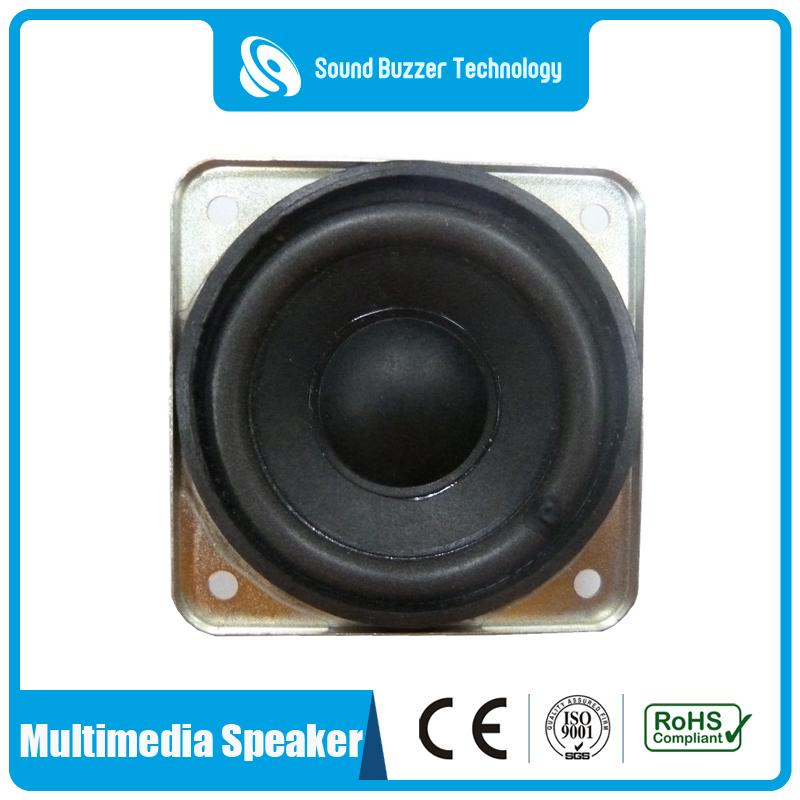 8 Years Exporter Mini Usb Speaker With Microphone - Free sample loudspeaker unit 4ohm dynamic loudspeaker – Sound Buzzer Technology