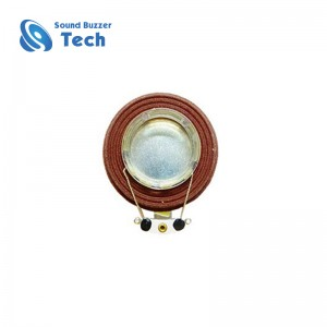 Best sound speaker driver 44mm 4ohm sound exciter