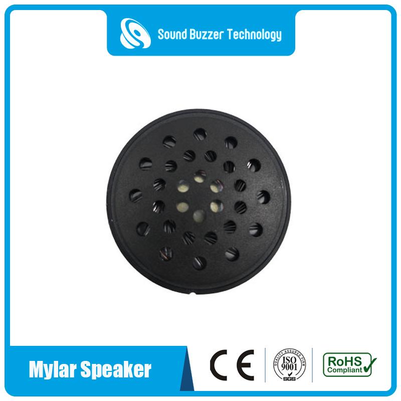Top Suppliers Laptop Desktop Stereo Speaker - Good sound speaker drivers 40mm 19ohm dynamic speaker – Sound Buzzer Technology