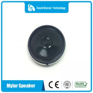 Good sound speaker for headphone 40mm 32ohm