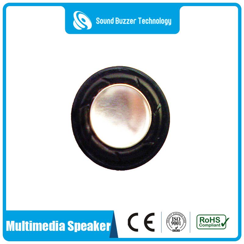 Hot Sale for Fabric Speaker - 28mm loudspeaker unit with good sound 4ohm 1w – Sound Buzzer Technology