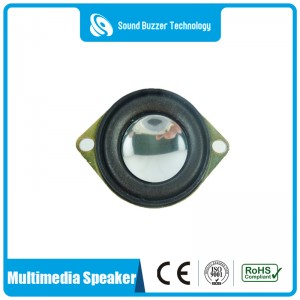 Free sample 32mm 8ohm 3w loudspeaker