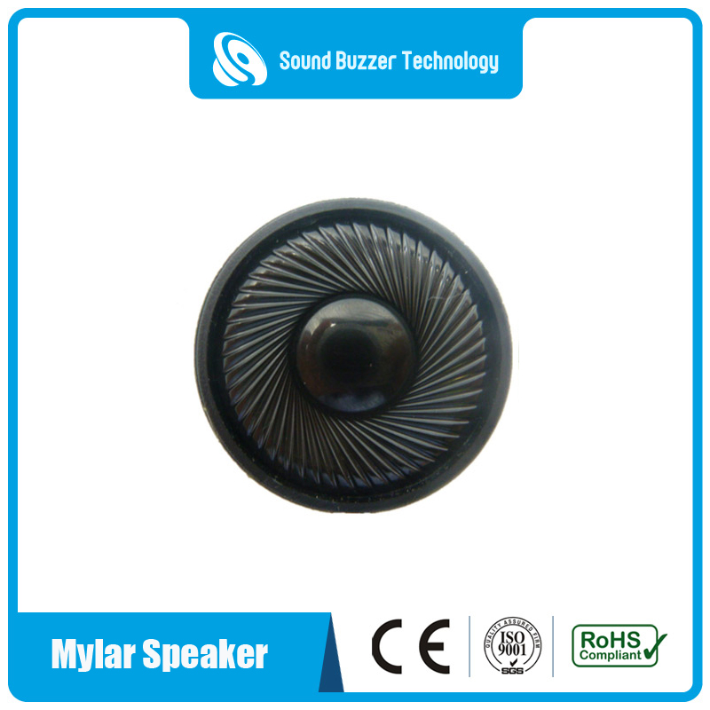 Good sound quality audio spaeker 36mm 8ohm  micro speaker for earphone Featured Image