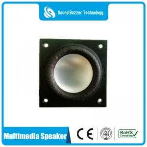 Good sound quality raw speaker 8ohm loudspeaker components