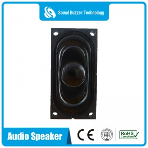 Hot sale micro speaker 20*40mm 4 ohm 3watt speaker