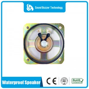 Good Sound speaker parts 3 inch 25ohm speaker