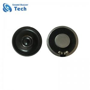 Full frequency mylar speaker 30mm 8ohm 1 watt mini small loudspeaker