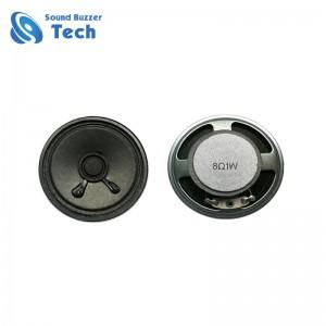 Best 57MM dynamic loud speaker with paper cone 2w 8ohm speaker