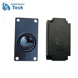 Full Range Rectangular frame loud speaker 70x40mm 8 ohm 3 watt small box speaker